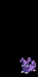 Lilac Lifelike Kanis Doll
