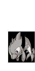 Silver Lifelike Tutani Doll