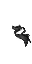 Black Spectral Scarf