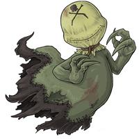 graveyard ghostly